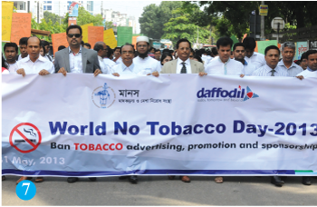 World Tobacco Day 2013